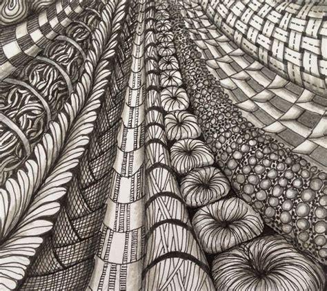 doodle castle combination 3d zentangle patterns search zentangle