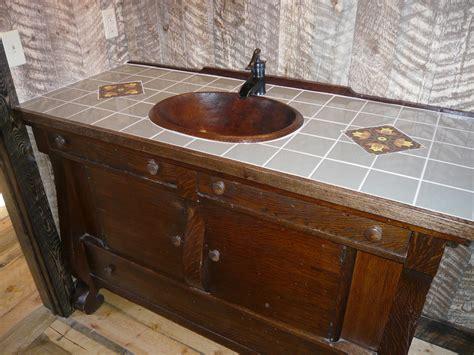 bathroom vanity tile ideas mosaic tile wall rustic bathroom vanities for sale sink