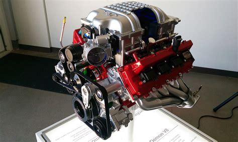 hellcat demon engine creating the dodge challenger srt demon v 8 fca north