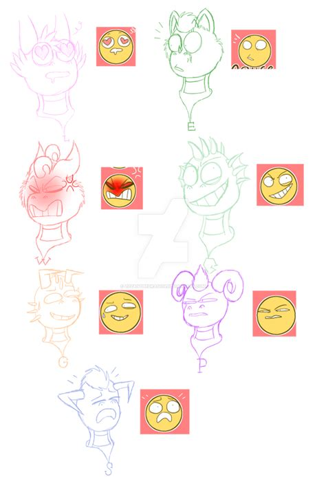 doodle sins 7 deadly sins doodles 2 by zozanthedragon on deviantart