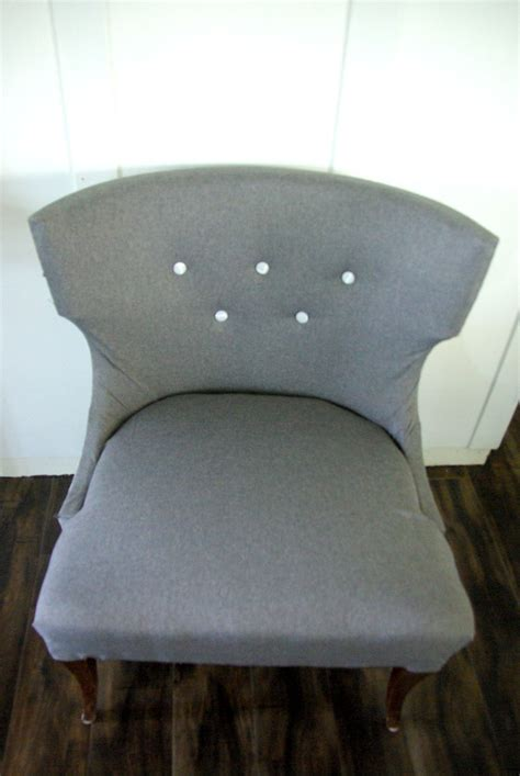 No Sew Reupholster by No Sew Reupholster Chair Home Decorating Diy
