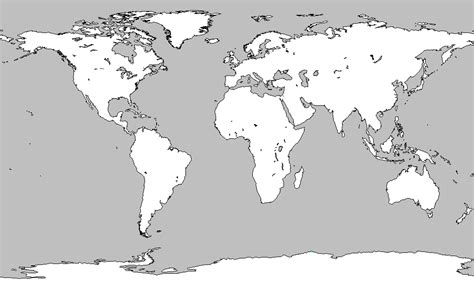 world physical map blank 28 world map blank blank world map by hraktuus on