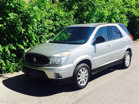2006 buick cxl 2006 buick rendezvous cxl 4dr suv in youngstown oh