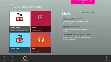 download youtube mp3 with thumbnail descargar youtube mp3 videos downloader 1 0 0 14 gratis