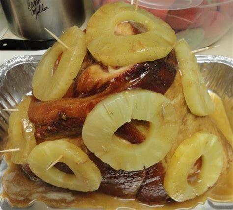 brown sugar ham glaze recipe food com