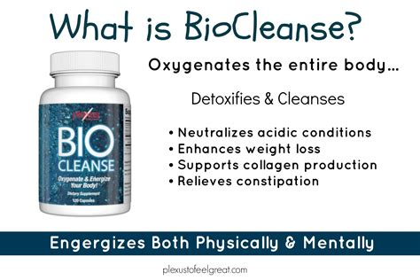 Plexus Detox by What Is Bio Cleanse Plexus To Feel Great
