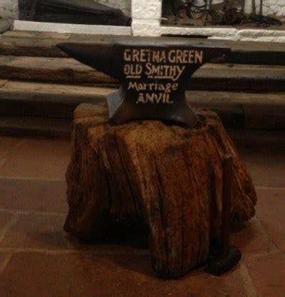 Gretna Green Marriage Records To Gretna Green And A Giveaway