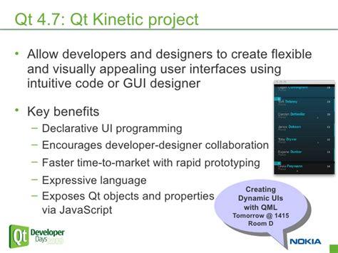 qt programming language the roadmap next generation qt