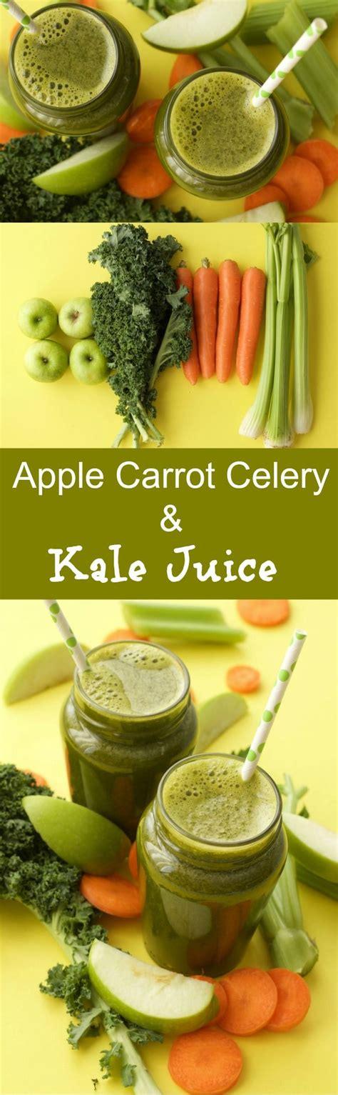 Carrot Celery Juice Detox by 100 Kale Juice Recipes On Kale Smoothie