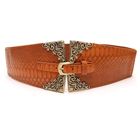 Repeat Trend Wide Belts by 2015 Retro Elastic Waistband Wide Belt For Wide