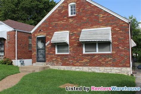section 8 houses for rent in st louis mo 8548 partridge avenue saint louis mo 63147 hotpads