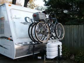 rv bike rack mounts modmyrv