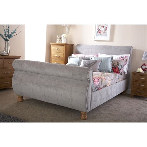 Beds Chicago chicago sleigh bed