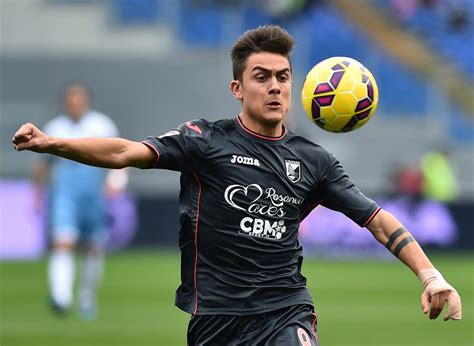 paulo dybala club has made a bid for paulo dybala confirms