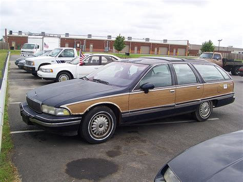 1993 buick roadmaster estate wagon flickr photo
