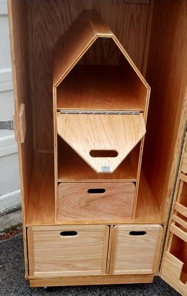equestrian tack box woodworking blog  plans