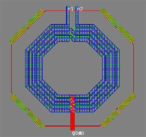 inductor layout ads inductor layout design 28 images magnetics inductor design with magnetics ferrite cores