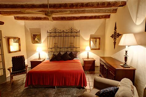 spanish style bedroom decorating with a spanish influence