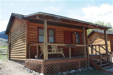 the s den cabin at rand creek ranch wy