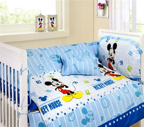 Mickey Crib Bedding Mickey Mouse Bedding For Crib Minnie Mouse Crib Bedding Set Kmart With Mickey Mouse Bedding For