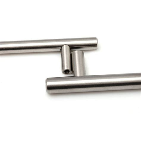 solid stainless steel cabinet handle durable cupboard pull