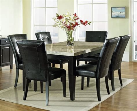 black leather dining room chairs 33 upholstered dining room chairs ultimate home ideas