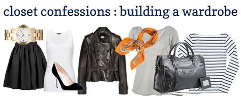 Closet Confessions by Closet Confessions Building A Wardrobe Aj Wears Clothes