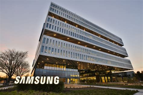 samsung headquarters samsung s san jose headquarters amenities ease commute for employees samsung us newsroom