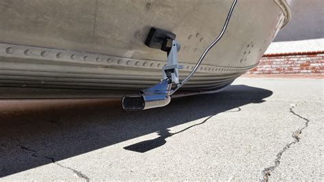 finder on a boat how to mount your fish finder transducer