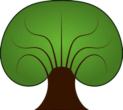 tree clip art templates free clipart images cliparting com