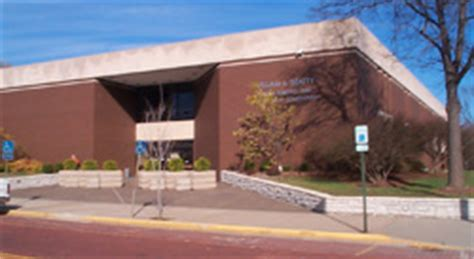 Social Security Office Carbondale Illinois by William L Beatty Federal Building U S Courthouse