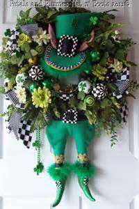 St Patrick S Day Decorations Dejavu Crafts St Patrick S Day Easy Decorations