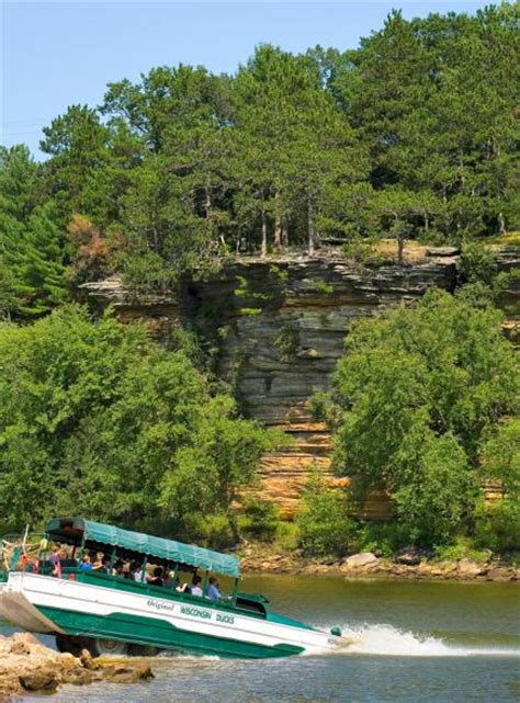 duck boat tour original things to do in the wisconsin dells midwest living