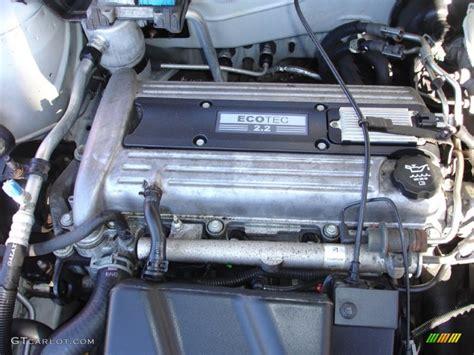 2004 Pontiac Sunfire Engine 2004 Pontiac Sunfire Coupe 2 2l Dohc 16v Ecotec 4 Cylinder