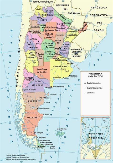 map of argentina with cities large detailed administrative map of argentina with cities