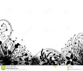 flower garden silhouette www imgkid the image kid