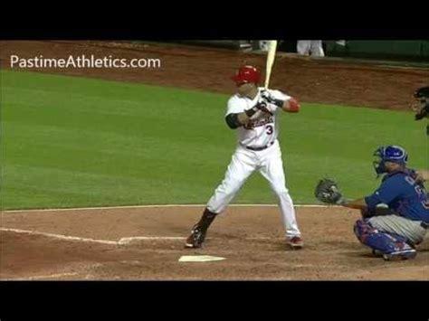 baseball swing slow motion carlos beltran home run baseball swing slow motion hitting