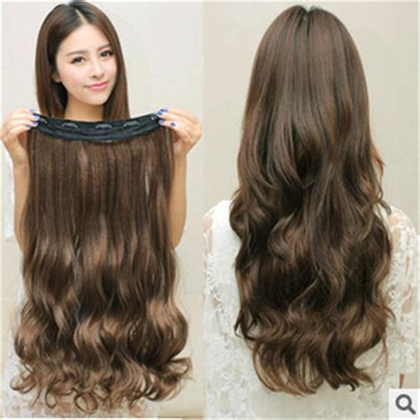 cheap thick clip in hair extensions 2017 seamless 5 thick hair pieces hair extensions