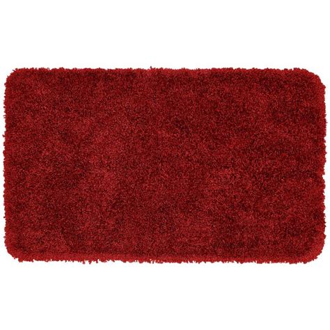 Accent Rugs For Bathroom Garland Rug Serendipity Chili Pepper 30 In X 50 In Washable Bathroom Accent Rug Ser 3050