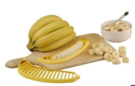 Banana Slicer Meme - ridiculous banana slicer gets thousands of mocking