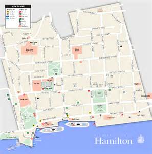 welcome to city of hamilton bermuda