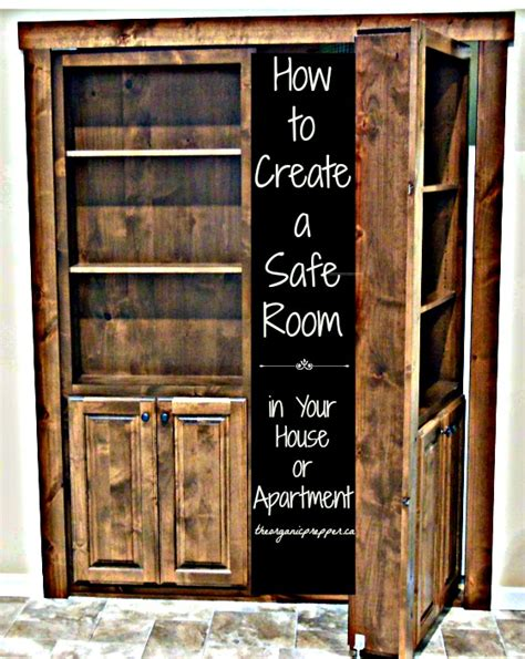 building a safe room how to create a safe room in your house or apartment self sufficiency