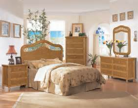 rattan bedroom furniture b579 honey santa wicker and rattan bedroom 4 pc set