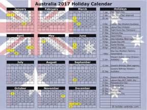 Calendar For Year 2018 Australia Australia 2017 2018 Calendar