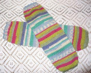 pattern tube socks ravelry basic fingering weight tube sock pattern by