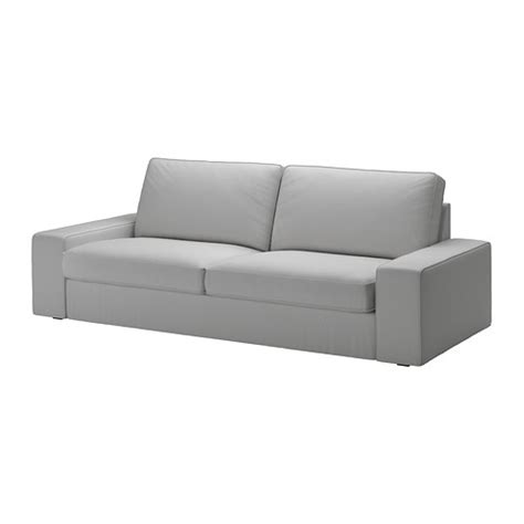 deep couch ikea kivik sofa orrsta light gray ikea