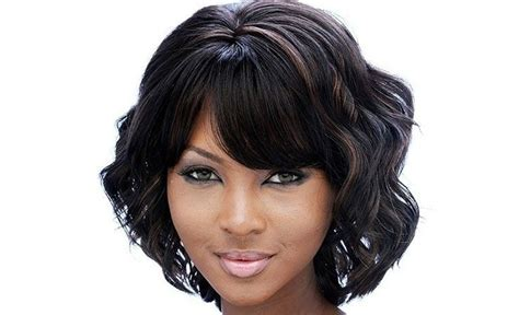 ear length bob african american hairstyles ideas trends medium hairstyles for black women