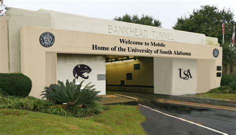 Of South Alabama Mba by Of South Alabama Pride Featured In Planned