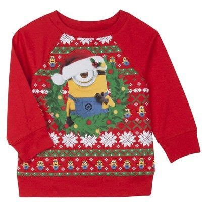 infant toddler minion and on
