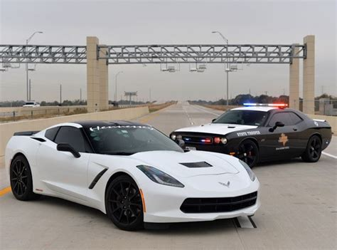 200 Mile Per Hour Corvette by Hennessey Gets Their Mitts On The New Stingray C7